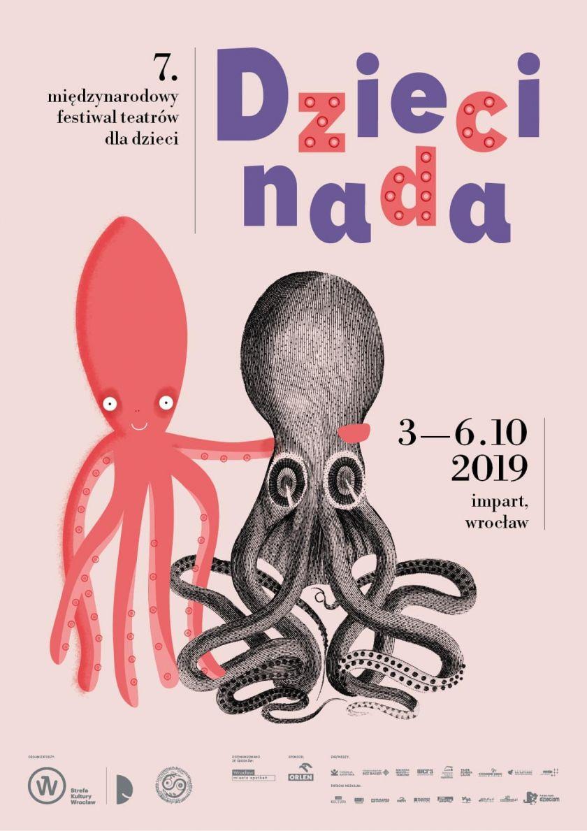 7. Międzynarodowy Festiwal Teatrów dla Dzieci Dziecinada