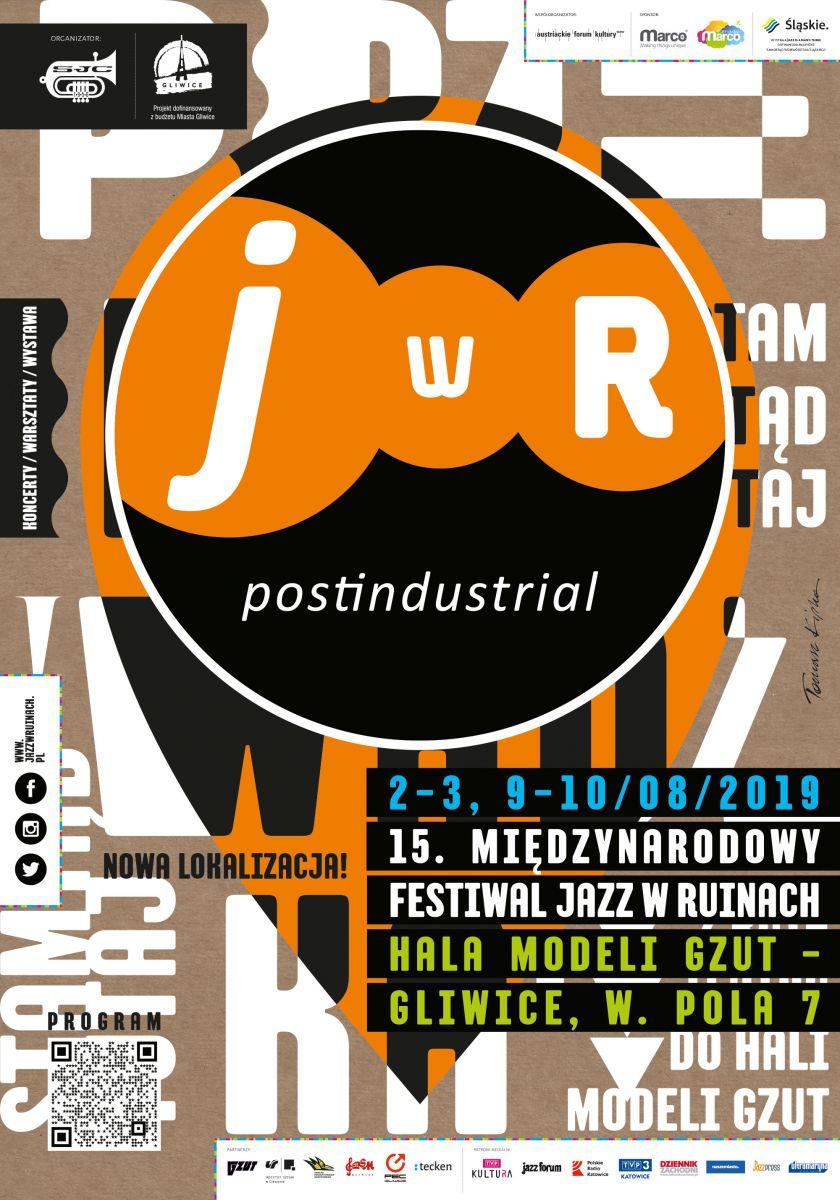 15 Międzynarodowy Festiwal Jazz w Ruinach 2019