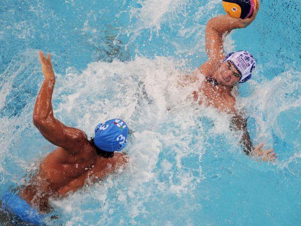 Serbowie będą w  gronie faworytów do medali w Londynie (fot. Getty)
