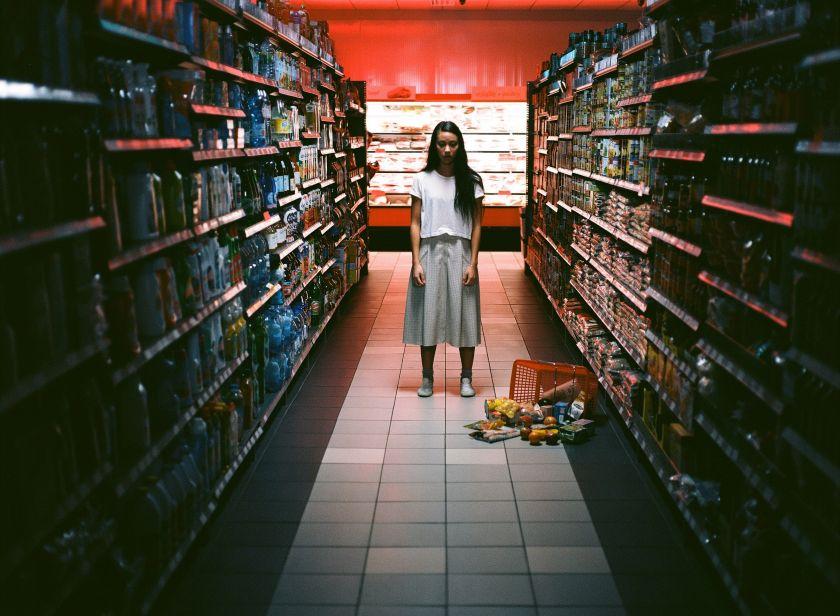 Kino Tańca. Fot  Kadr z filmu Neants.