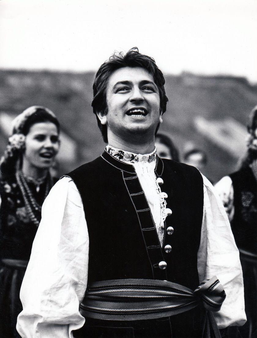 """Stanisław Jopek, mat. prasowe PZLPiT """" Mazowsze"""