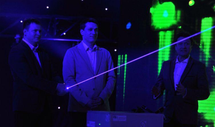 Femtosekundowy Laser Terawatowy (fot. J. Bogacz/TVP)