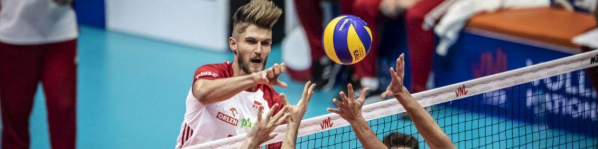 Siatkówka mężczyzn - Liga Narodów: Polska-Japonia