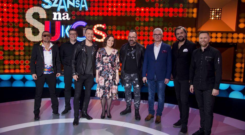 A decyzją zespołu Feel, o występ na deskach opolskiego amfiteatru zawalczy... Monika Bubniak! (fot. TVP)