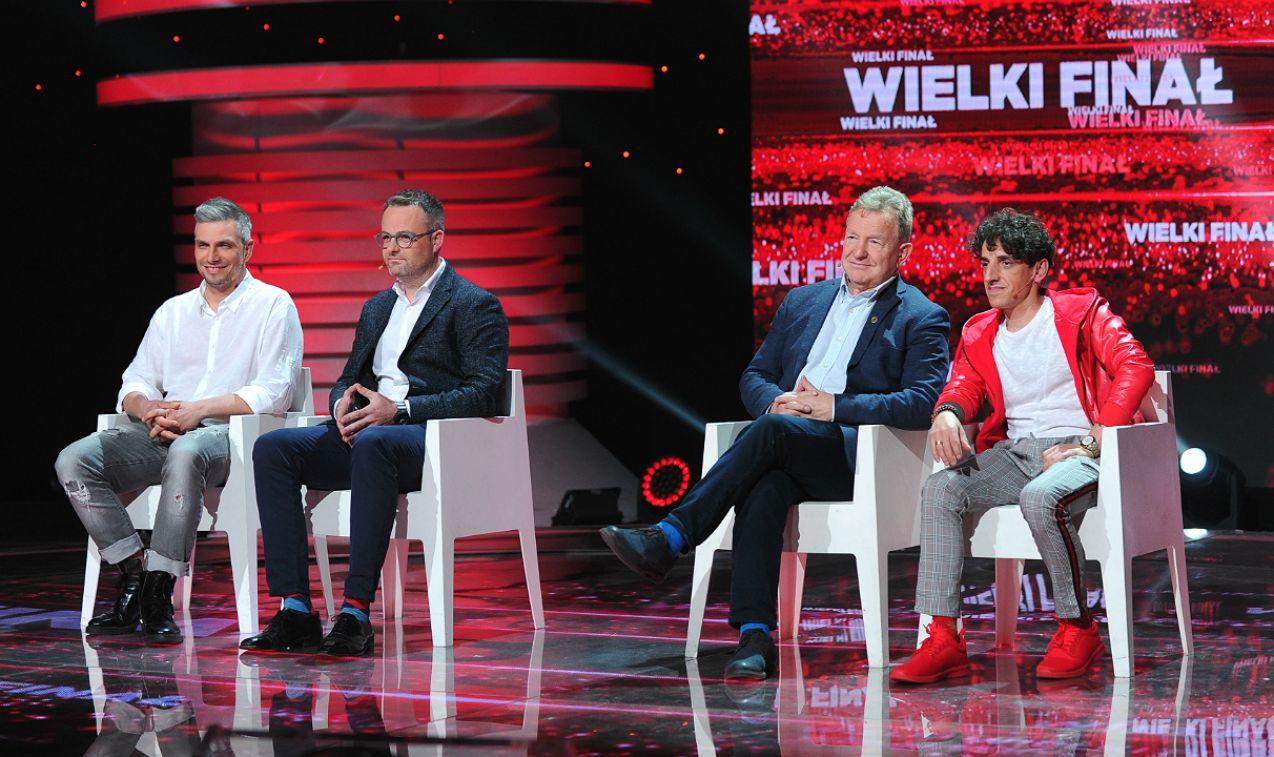 W naszym teście najlepiej odpowiadali Ivo Violante i Andrzej Supron oraz Michał Sitarski i Ruairi O'Neil. Do nich należał Wielki Finał (fot. Natasza Młudzik/TVP)