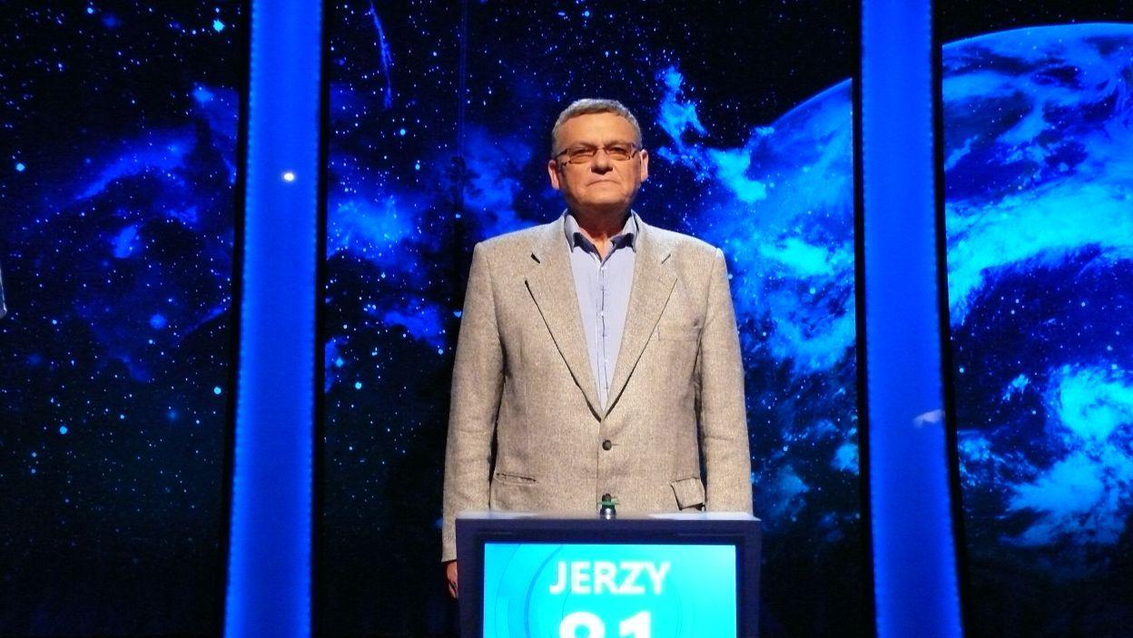 Pan Jerzy Jasiński zosta zwycięzcą 19 odcinka 109 edycji