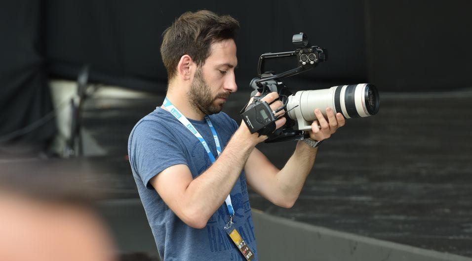 ...ekipy TVP.pl!! :) (fot. I. Sobieszczuk/TVP)
