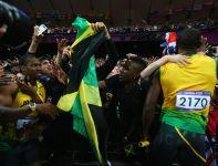 Radość Jamajczyków wspólnie z kibicami (fot. Getty Images)