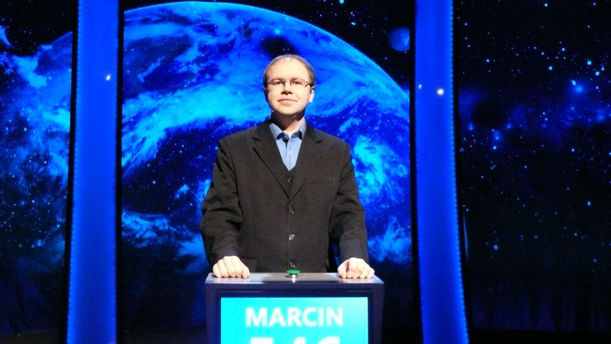 Marcin Pełczyński - zwycięzca Wielkiego Finału 103 edycji