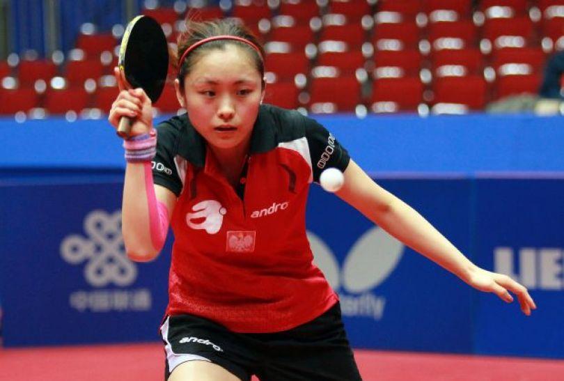 Li Qian zagra w Londynie na podstawie światowego rankingu (fot. Getty Images)