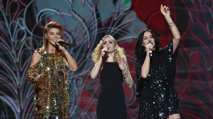 "Edyta Górniak, Kayah i Marta Zalewska – ""I'm Every Woman"""