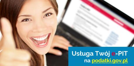 Twój e-PIT. Nowa jakość w rozliczaniu podatku