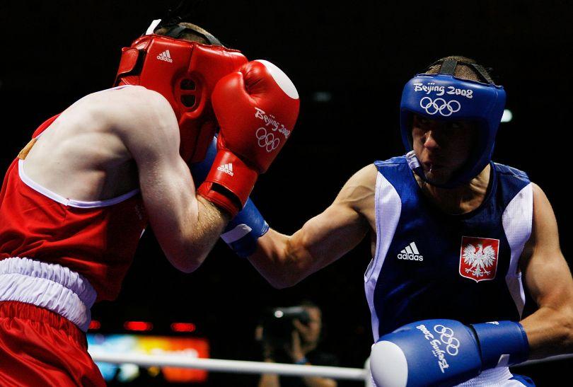 Polak rywalizował w wadze papierowej (fot. Getty Images)