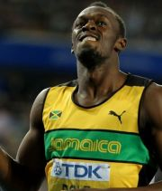 Usain Bolt (fot. Getty Images)