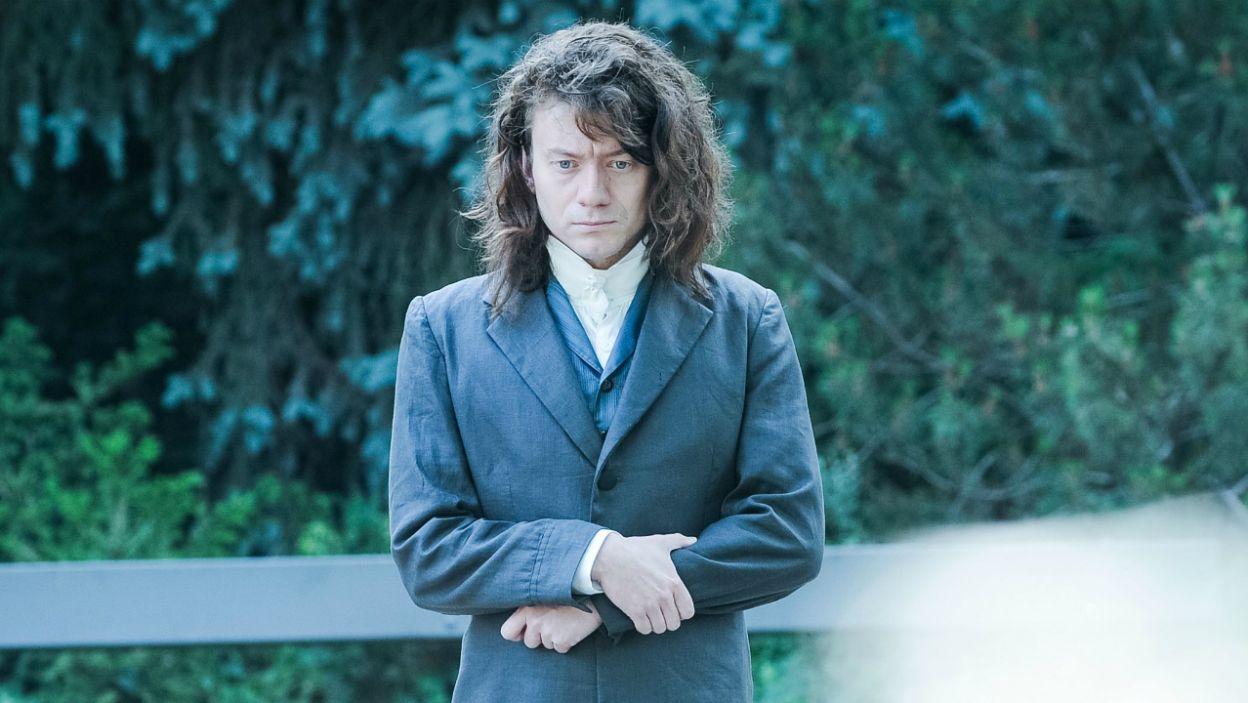 W roli Fryderyka Chopina wystąpił Krzysztof Szczepaniak (fot. Natasza Młudzik/TVP)