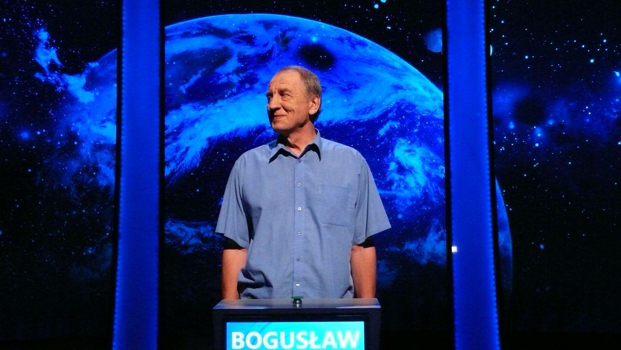Bogusław Lewandowski - zwycięzca 12 odcinka 114 edycji