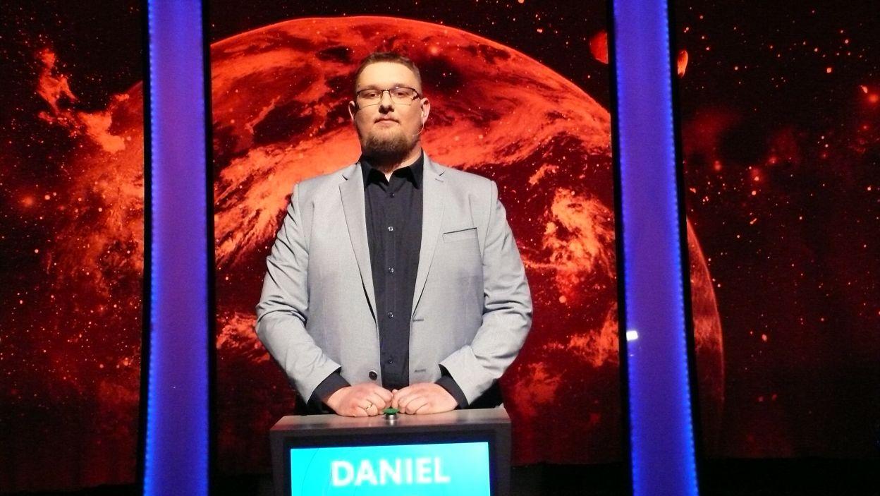 Daniel Brzeźniak - zwycięzca 14 odcinka 112 edycji
