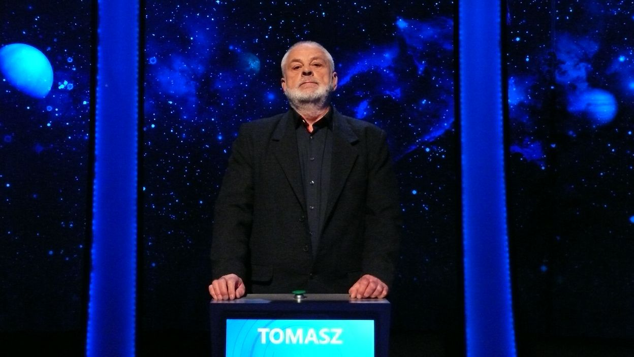 Pan Tomasz Markowski został zwycięzcą 6 odcinka 116 edycji