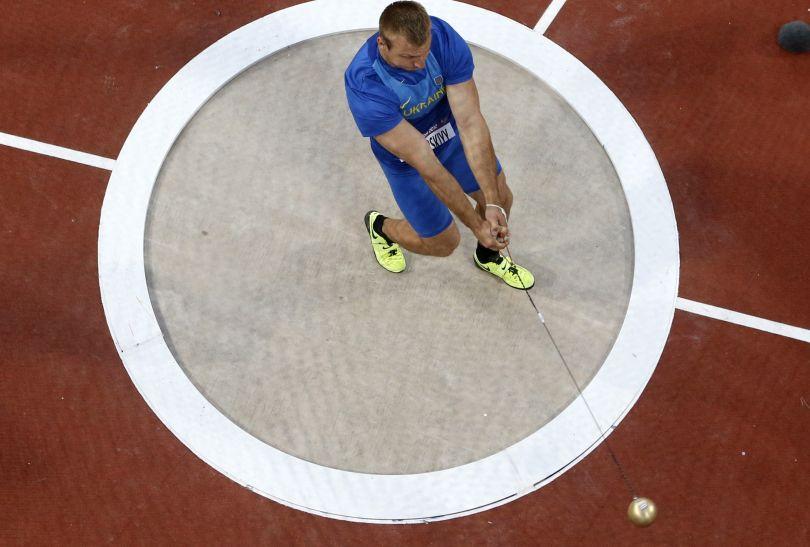W finale Ukrainiec Olexiy Sokirskyy zajął czwarte miejsce i niewiele mu brakowało do zdobycia medalu (fot. Getty Images)