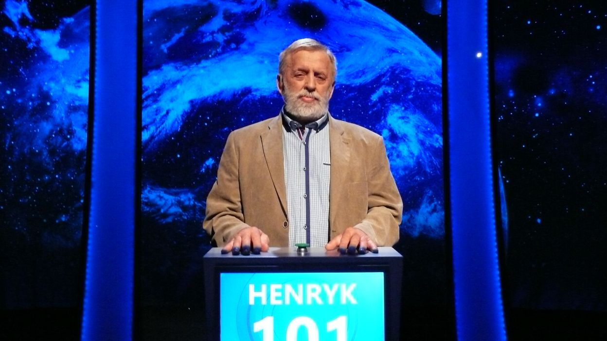 Henryk Żebrowski - zwycięzca 2 odcinka 109 edycji