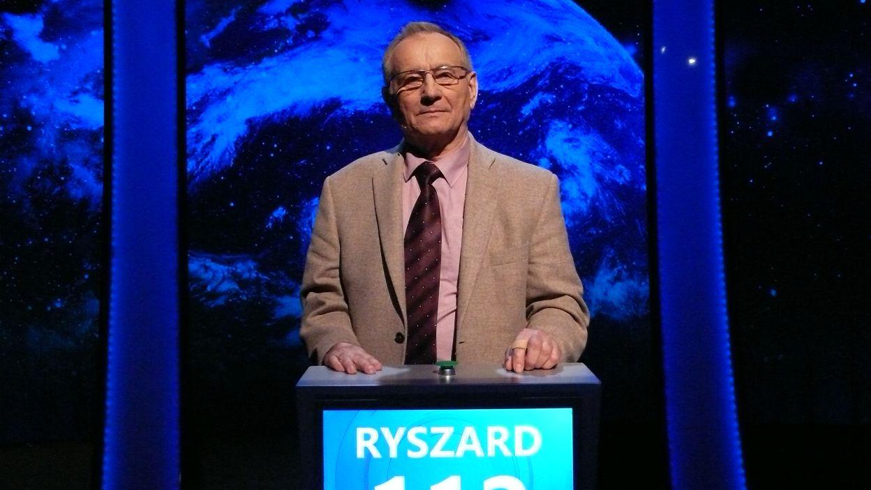 Ryszard Kalewski - zwycięzca 17 odcinka 106 edycji
