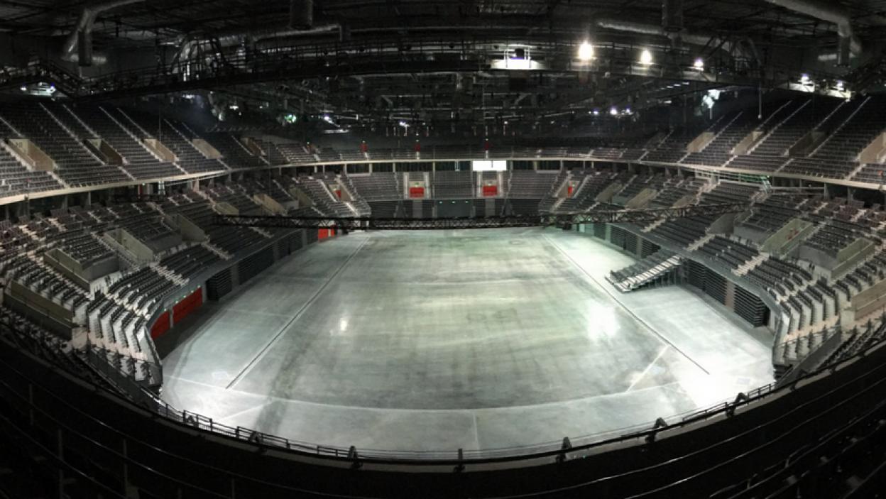 Na prawie 555 metrach sześciennych może pomieścić widownię liczącą ponad 17 tysięcy osób (mat. promocyjne)