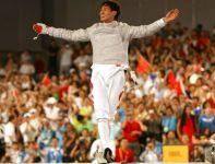 Zhong Man – mistrz olimpijski w szabli (fot. Getty Images)