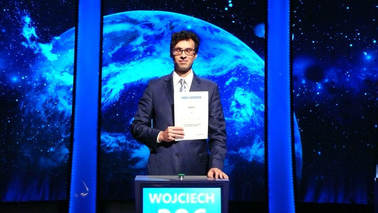 Wojciech Jarosz - zwycięzca Wielkiego Finału 114 edycji
