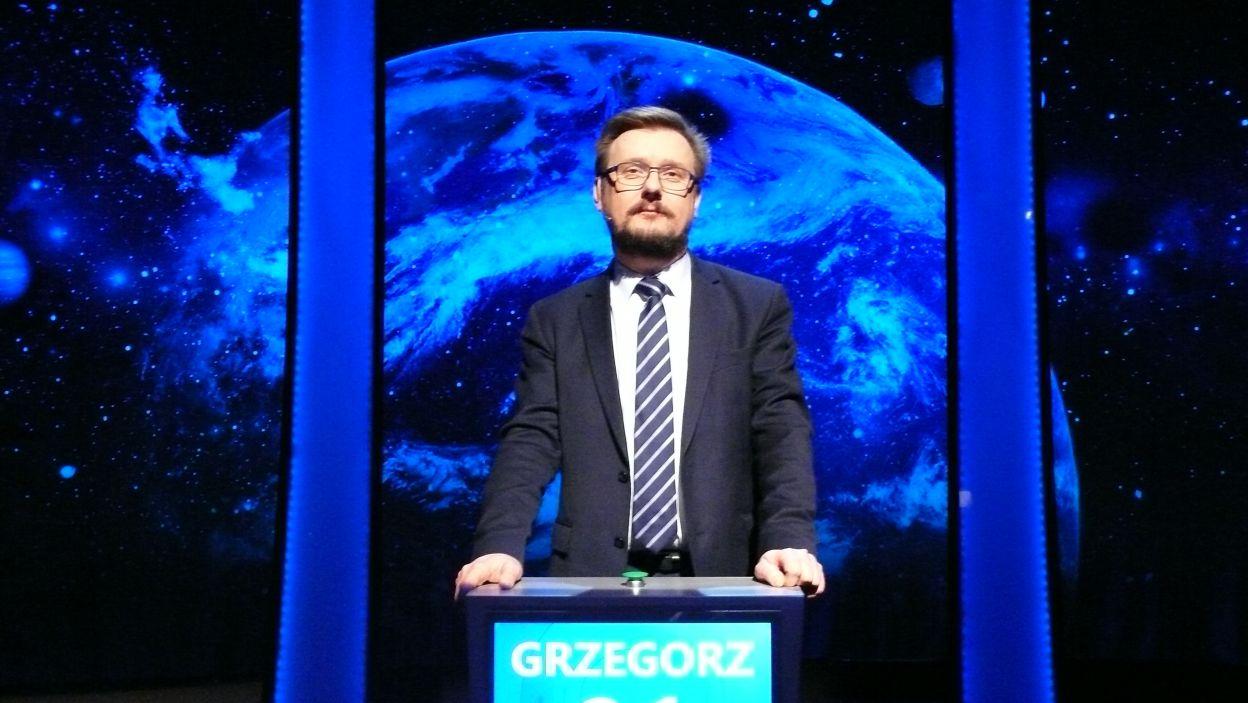 Grzegorz Deszczak - zwycięzca 7 odcinka 106 edycji