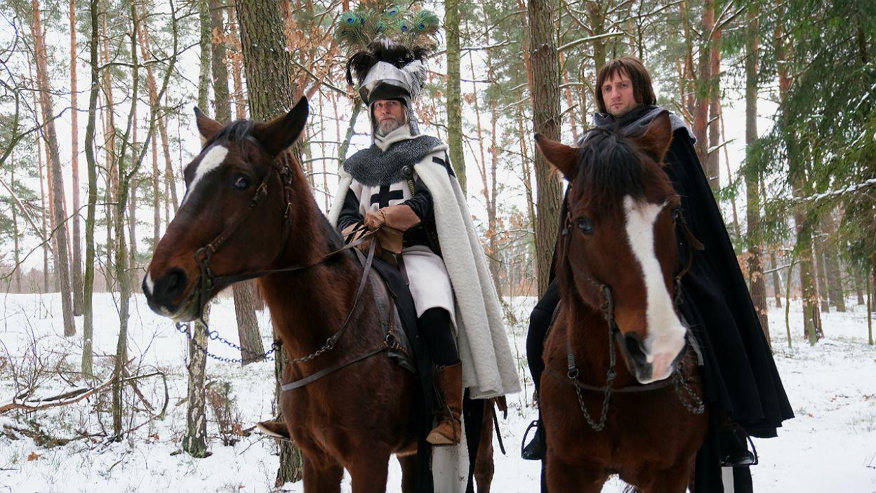 Ostateczny koniec konfliktów pomiędzy Polakami i Litwinami nastąpił w 1385 roku w Krewie (fot.TVP)