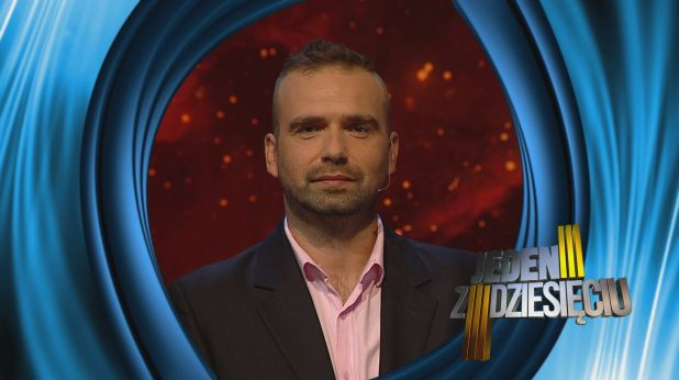 Marcin Nawrocki - zwycięzca 8 odcinka 114 edycji