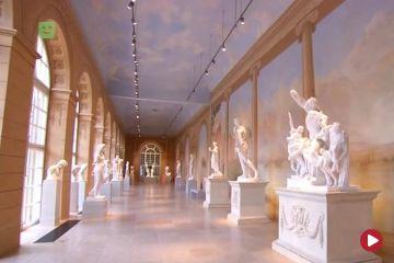 Królewska Galeria Rzeźb w Starej Oranżerii