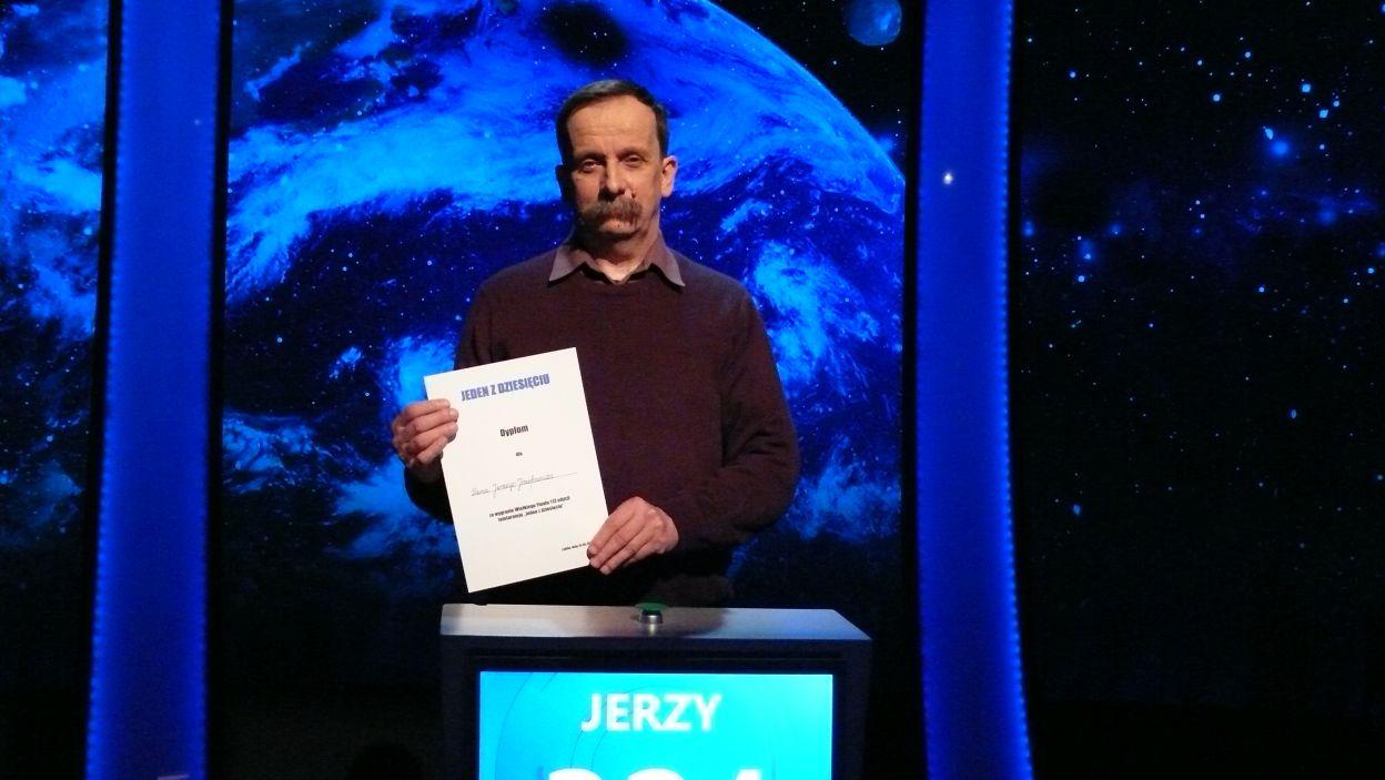Jerzy Józefowicz - zwycięzca Wielkiego Finału 113 edycji