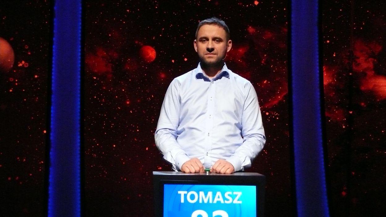 Tomasz Mysiak - zwycięzca 15 odcinka 103 edycji
