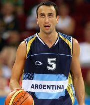 Manu Ginobili (fot. Getty)