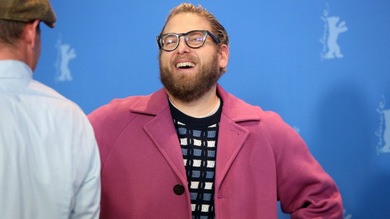 Jonah Hill (fot. EPA/ADAM BERRY)