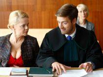 W sądzie Paweł bierze udział w kolejnej rozprawie (fot. A. Grochowska)