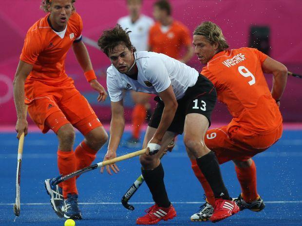 Reprezentacja Holandii przegrała w finale z Niemcami 1:2 (fot. Getty Images)