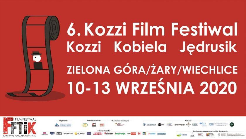 6  KOZZI FILM FESTIWAL 2020 – Festiwal Filmu, Teatru i Książki