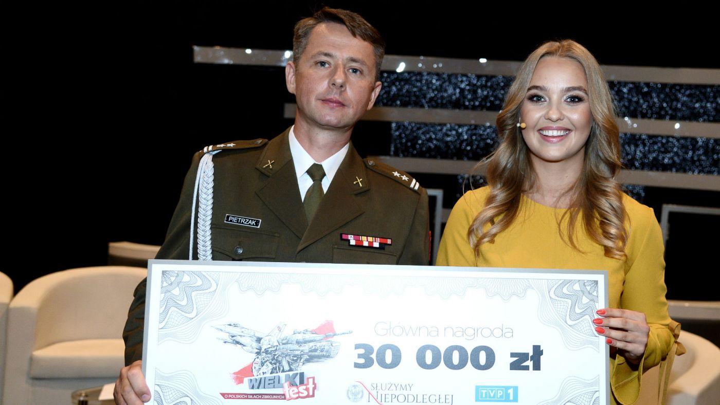 """""""Wielki Test o Polskich Siłach Zbrojnych"""" rozwiązany!"""