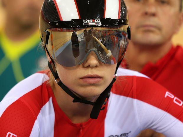 Małgorzata Wojtyra nie zdołała ukończyć zawodów olimpijskich w pierwszej dziesiątce (fot. Getty Images)