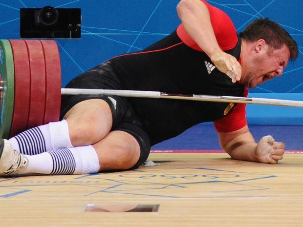Wypadek Matthiasa Steinera wyglądał bardzo groźnie (fot. Getty Images)