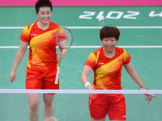 Yang Yu i Xiaoli Wang przegrały z Koreankami (fot. Getty Images)