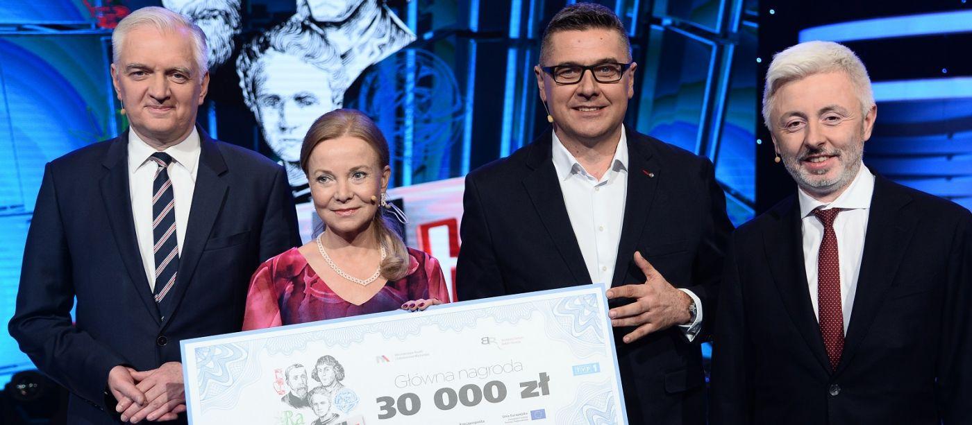 Łącz i Sobczyński triumfatorami