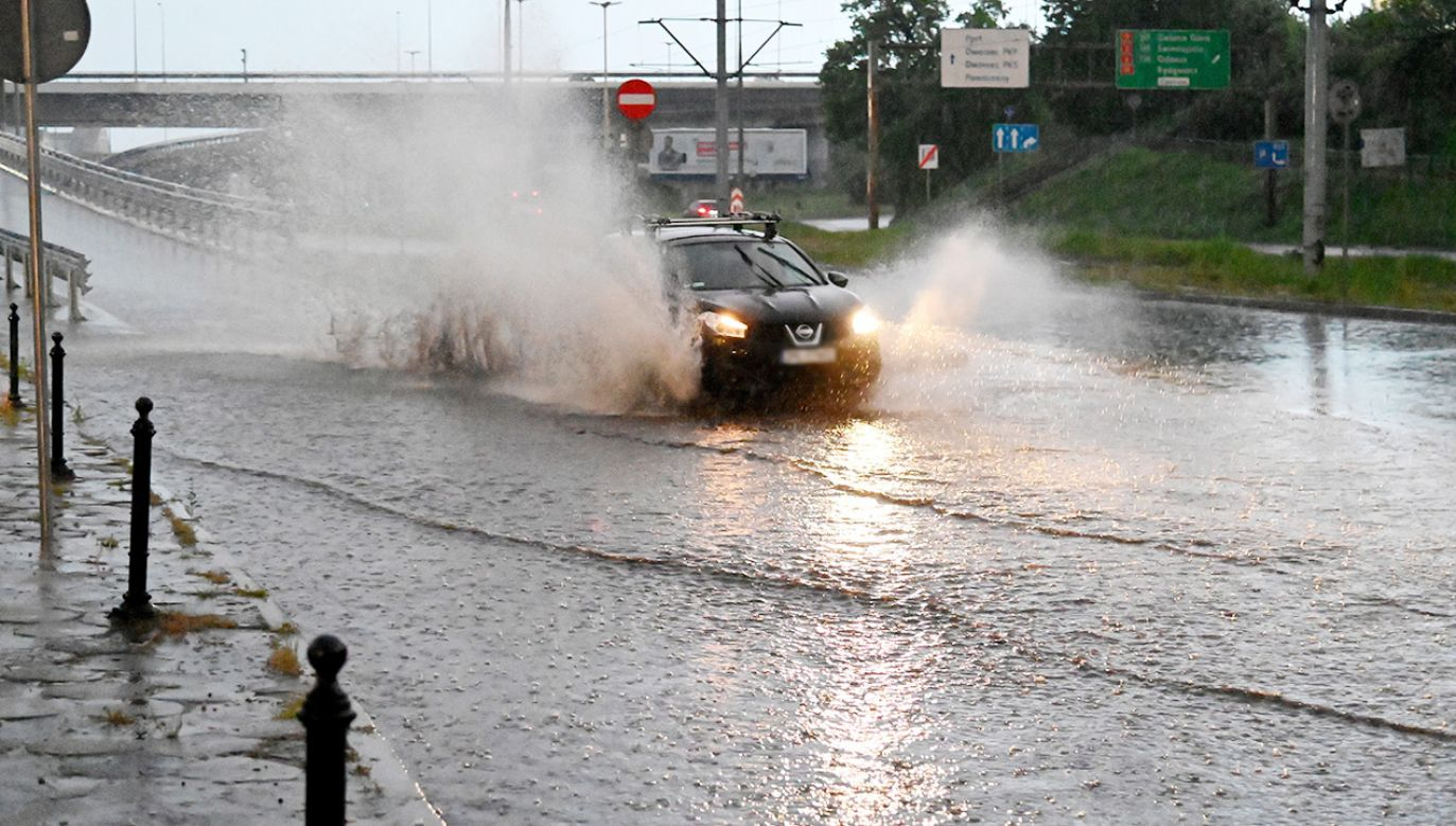 Prognoza pogody, piątek 28 maja (fot.  PAP/Marcin Bielecki)