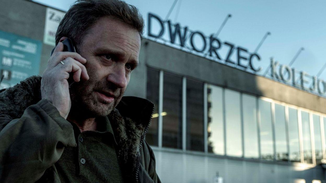 Andrzej, w tej roli Adam Cywka, nie jest –  jak  mogłoby się wydawać – dobrym wujkiem  (fot. R.Palka)