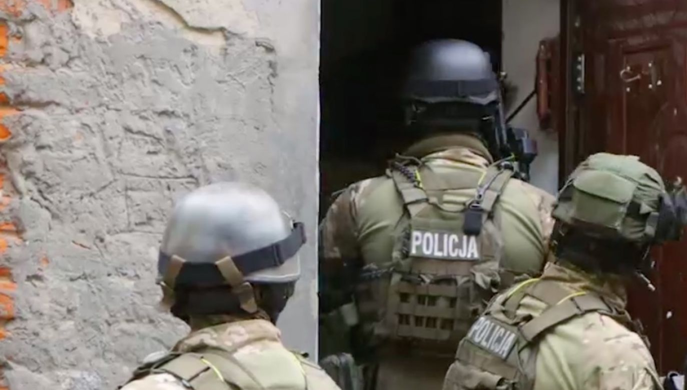 Na trop pruszkowskich gangsterów wpadli funkcjonariusze CBŚP i śledczy prokuratury regionalnej ze Szczecina (fot. cbsp.policja.pl; zdjęcie ilustracyjne)