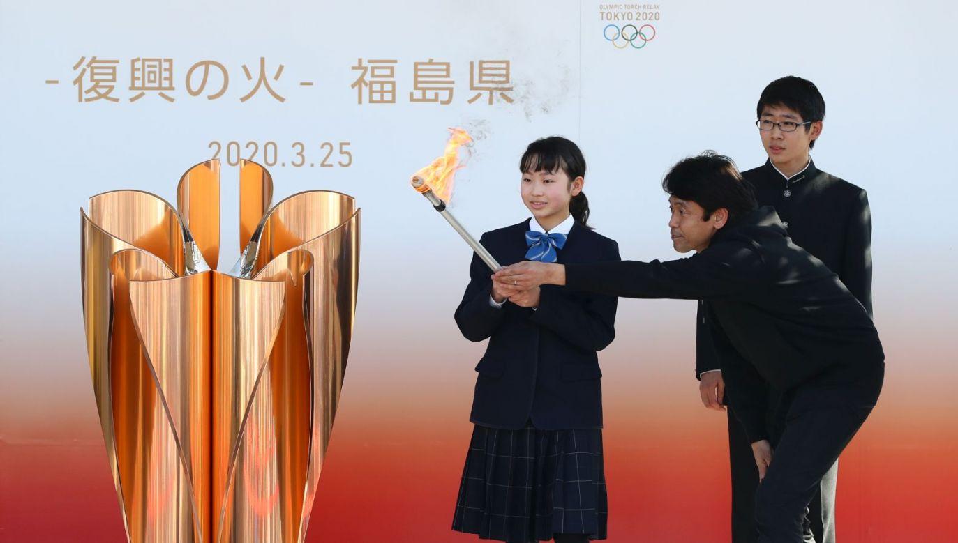 Igrzyska olimpijskie miałaby się zacząć 23 lipca 2021 (fot. Getty)