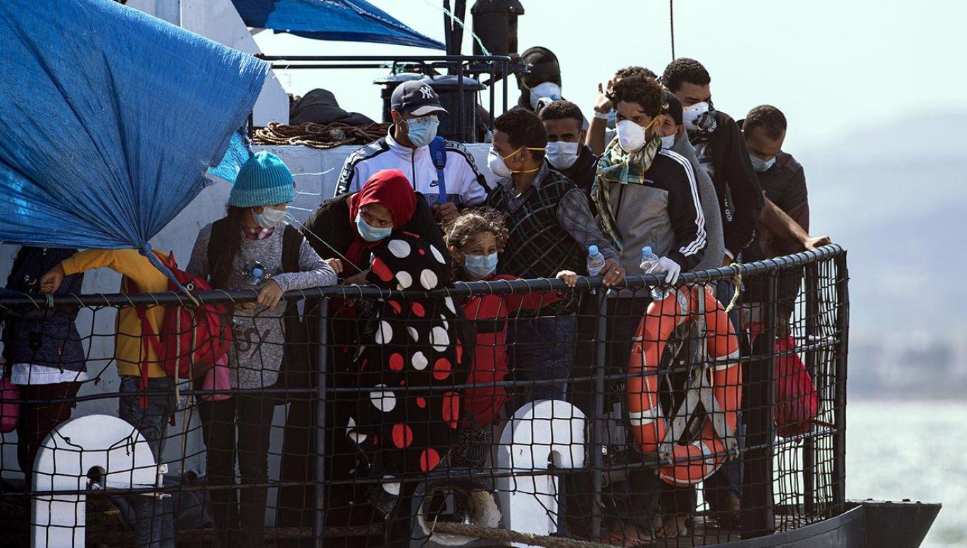 Duda podkreślił, że żaden dyktat UE nigdy nie powinien nas do tego zmuszać (fot. Emanuele Perrone/Getty Images)