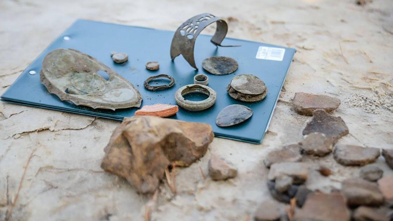 Artefakty dowodzą o istnieniu 3500 lat temu osady ówczesnych ludów słowiańskich (fot. witnica.pl)